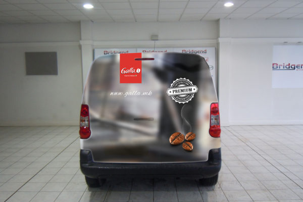 Pickup Branding Mbas